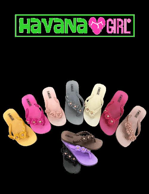 Chancletas Infantiles Havanagirl