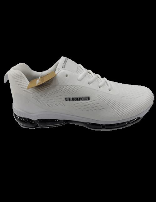 Zapatillas US Golf Club - Blanco